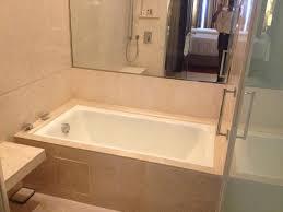jw marriott hotel pune bath tub great rain shower