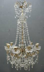 french chandeliers retro vintage