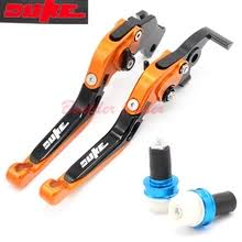 Buy <b>motorcycle folding extendable</b> brake clutch levers ktm 200 and ...