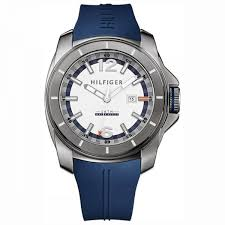 on watches buy watches online at best price in dubai abu tommy hilfiger windsurf for men analog silicone band watch 1791113