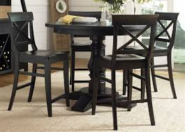 flawless counter height round dining table set 7 42 round counter height table