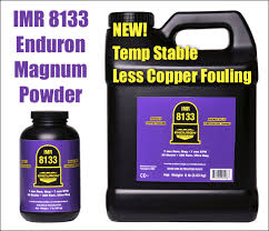 Imr Burn Rate Chart Imr Enduron 8133 New Slow Burn Rate Magnum Powder Daily