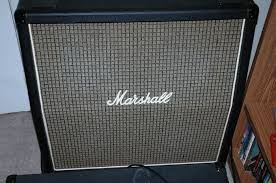 Vintage Marshall cabs - Jemsite