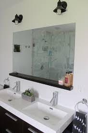 bathroom mirror mounting brackets. Final Bathroom Mirror Without Brackets Mounting V
