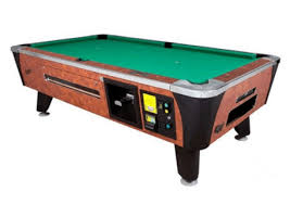 with this dynamo pool table you can turn your home into a diner or your favorite pub as a commercial model it comes with a panel on the front that