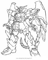 Free Coloring Pages Of Gundam Seed Destiny Happy Coloring
