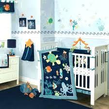crib bedding sets baby boy nursery bedding baby bedding sets for boys colorful blue ocean crib bedding sets