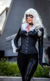 black cat marvel cosplay.  Cat Black Cat And Marvel Cosplay A