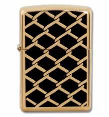 ᐉ <b>Зажигалка Zippo Fence Design</b> (ZI 28 675) | CheVape