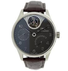 iwc iw504207 portuguese tourbillon mystère watch most expensive on iwc mens iw504207 portuguese tourbillon myst