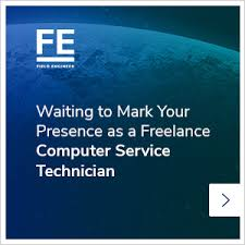 freelance computer services computer service technician definition job description