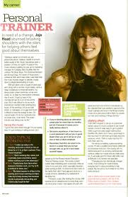 headstart fitness press personal fitness training by a level 4 bodyfit magazine interview
