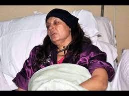 فيفي عبده تكشف سر مرضها وإصابتها بالشلل.. فيديو