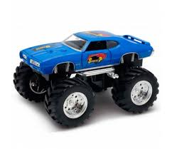 <b>Машина Welly</b> Pontiac GTO Wheel Monster 47008S Артикул ...