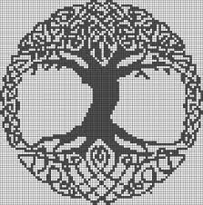 Tree Of Life Alpha Pattern 14614 Preview Added By Puppydog
