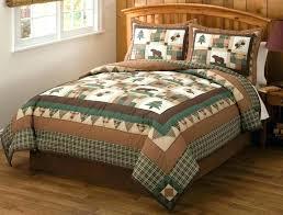 rustic bedding sets comforter set canada