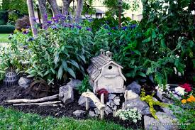 Small Picture An outdoor fairy garden farm style Funky Junk InteriorsFunky