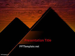 Pyramid Ppt Free Pyramid Ppt Template