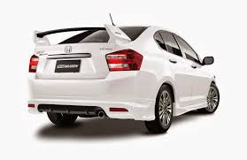 new car releases 2013 philippinesPhilippines  Honda City MUGEN Limited Edition launched