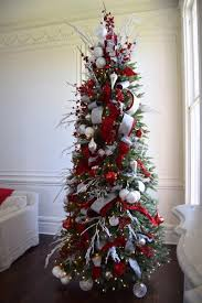 Brad Schmidt's Red, White, and Sparkle tree