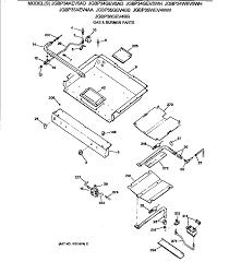 general electric jgbp35wev4ww gas range timer stove clocks and jgbp35wev4ww gas range gas burner parts diagram