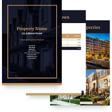 Property Management Proposal Template Property Management Proposal Template Free Sample 1