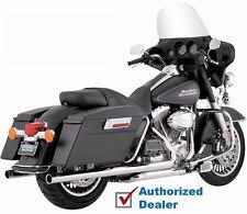 harley pipes exhaust ebay
