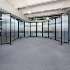 office room dividers. Let In The Light With A Clear Room Divider. Office Dividers I