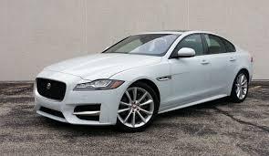 2016 Jaguar XF R Sport, White