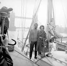 「1969 – British yachtsman Sir Robin Knox-Johnston 」の画像検索結果