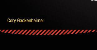 Ackenheimer