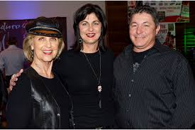 Thunder by the Bay 'Born to Be Wild' Kickoff Party - Myrna Welch with Cindy  and Dave Gaul | Your Observer