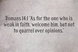 Bible Quotes On Acceptance