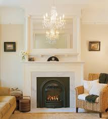 Traditional Gas Fireplace Design