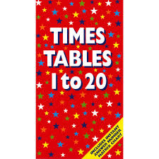 Times Tables 1 To 20 Key Stage 2 Books At The Works
