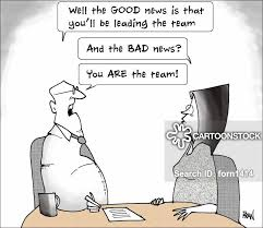 How To Be A Good Team Leader At Work Team Leader Cartoons And Comics Funny Pictures From