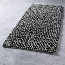 modern bath mats cb2 intended for rugs plan 2