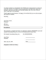 Sample Business Cover Letter Business Sale Proposal Sample Business