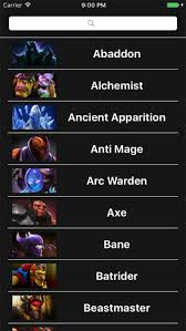 easy pick for dota 2 on the app store