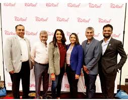 """AAHOA on Twitter: """"Congratulations to the five AAHOA Lifetime members who  have been elected to serve on the @redroofinn Franchise Advisory Council.  From left to right: Chan Patel, Asvin Patel, Shetal Zina"""