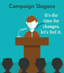 Clever Campaign Slogans