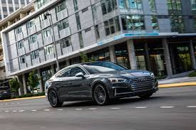 2018 Audi A5 and S5 Sportbacks: 7 First Impressions - The Drive