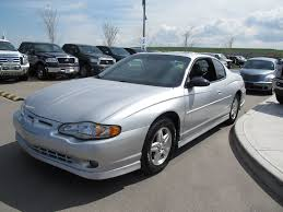 Real Car Guy Reviews: 2001 Monte Carlo SS