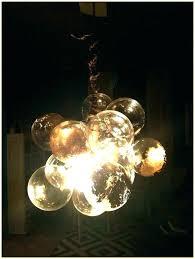 bubbles glass chandelier chandeliers bubble glass chandelier bubbles glass chandelier also glass bubble chandelier glass bubble
