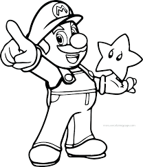 Mario And Luigi Coloring Sheets Run Free Printable Coloring Pages 7