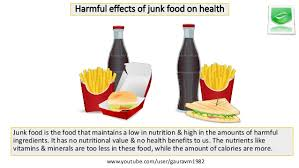 effects of junk food essay harmful effects of junk food essay