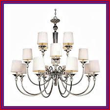 hampton bay locksley collection 16 light chrome chandelier new sealed