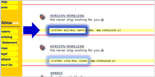 How To Determine Your Cell Phone Frequency Range Using