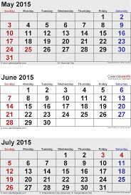 Calendar Blank 2015 Blank July 2015 Calendar To Print Bgadv