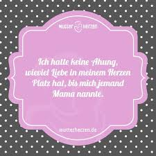 Das Herz Voller Mutterliebe Mehr Schöne Sprüche Auf Www